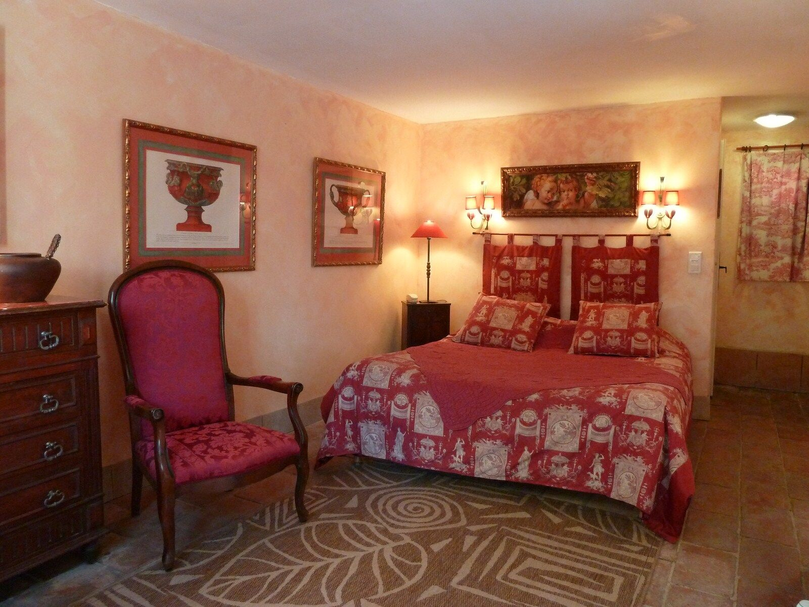chambre confort hotel arles (2)