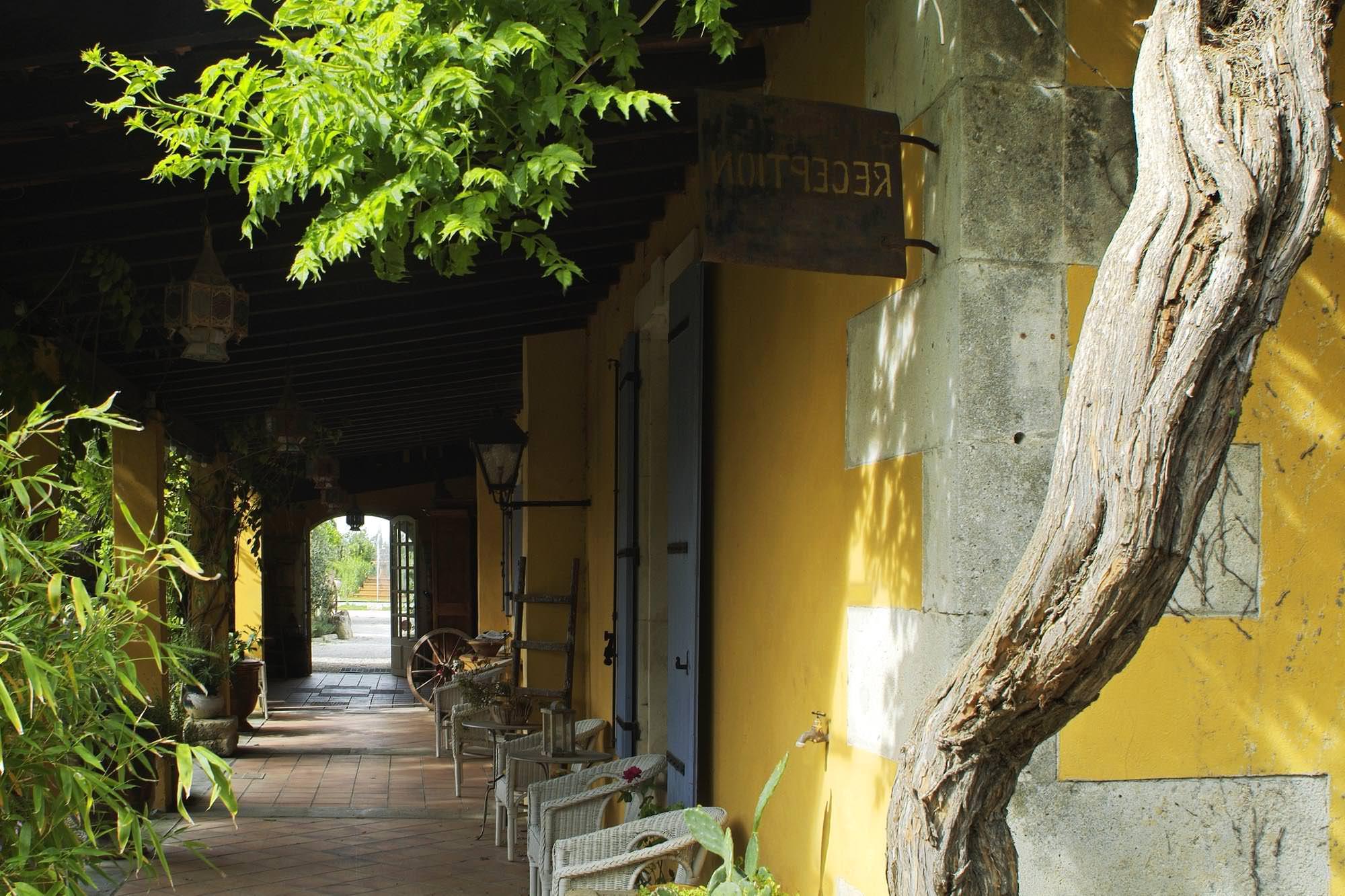 Hôtel de charme en Provence